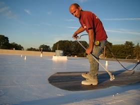 What is an Elastomeric Roof Coating?