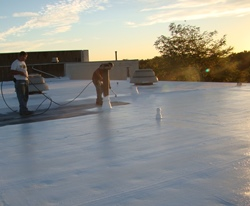 epdm white roof coating