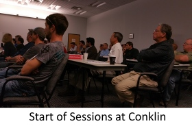 Conklin training