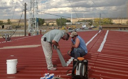 Conklin-metal-roof-coatings-training