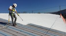 Commercial Elastomeric Roof Coatings | Choice Roof Contractors