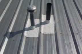 Commercial Metal Roof Repair. Commercial Roofing Contractors ...