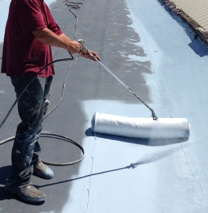 acrylic roof coatings