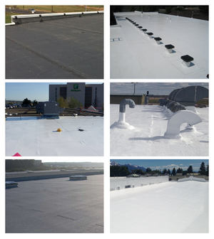 Types of commercial roofing materials for Names of roofing materials