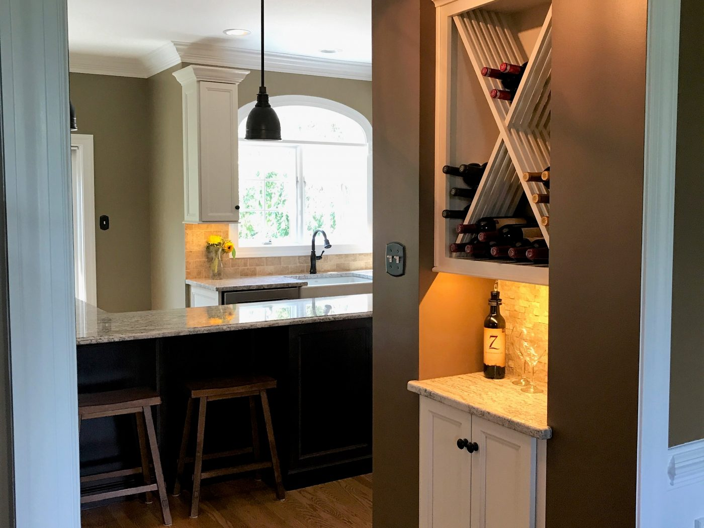 downingtown kitchen | choice windows & doors