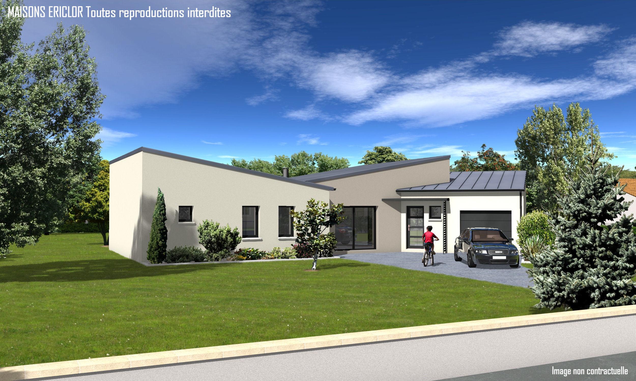 Constructeur maison loiret for Constructeur maison individuelle loiret