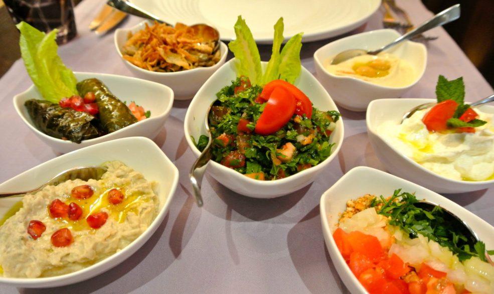 Restaurant Libanais Hotel President Geneve