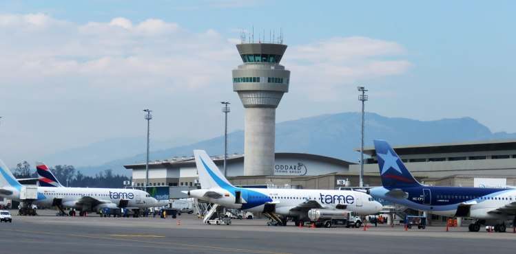 Tababela Airport Quito