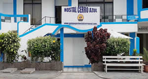 Hostal Cerro Azul Isabela Galapagos Islands