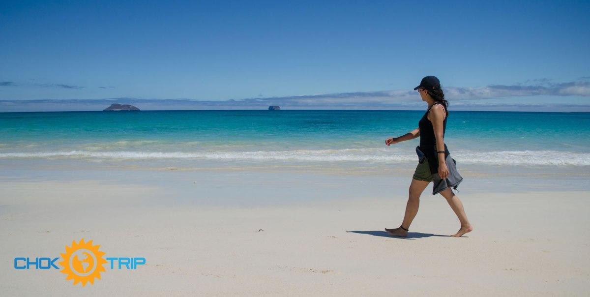 Las Bachas Galapagos Beaches