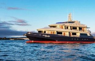 Galapagos cruise Camila Yacht
