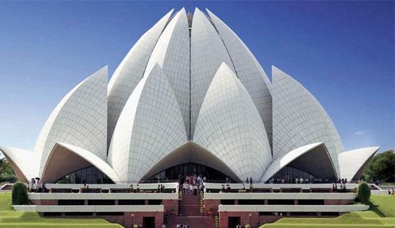 bahai lotus temple new