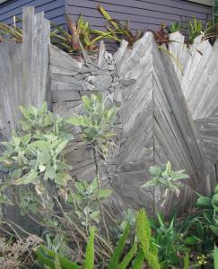 creative design for privacy fence