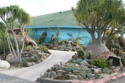 San Diego Botanic Garden Coral Reef Garden