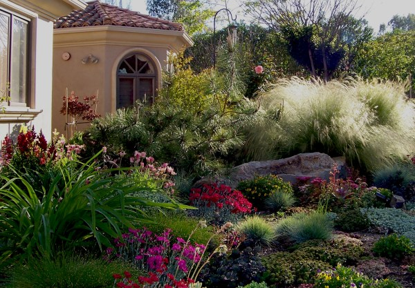 art in home landscape design