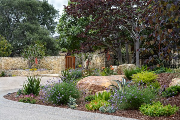 Landscape Design With Water Conservation