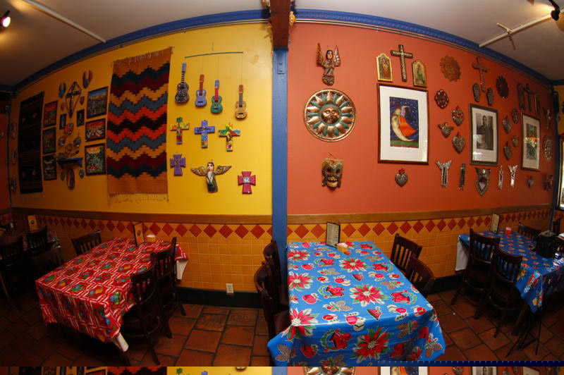 Mexican Restaurant Decor