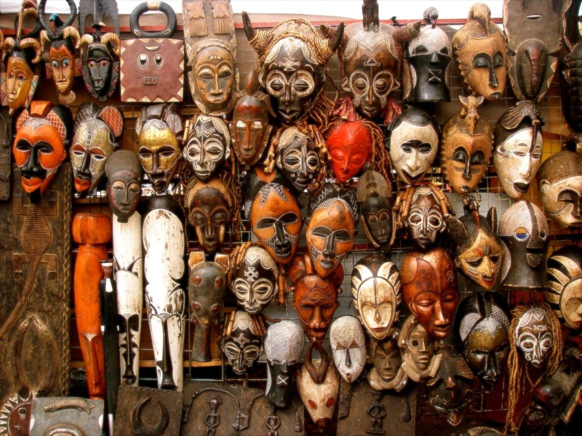 African Culture, Wealth Culture