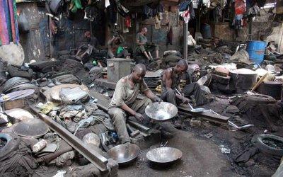 Useless, Poor, and Crap African Jobs