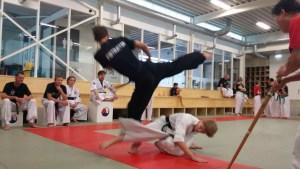 hapkido laatste training