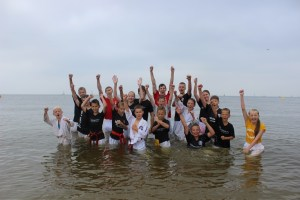 hapkido strand zomervakantie