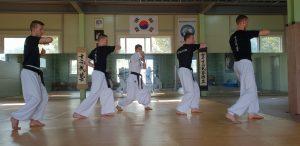 hankido in korea