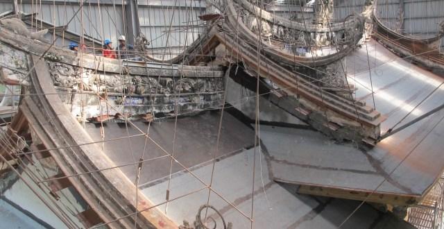 歷史建築崇遠堂 修復工程公開