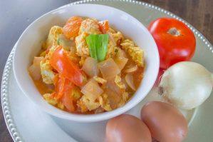 20170906.Tomato-Scrambled-Eggs-Taiwanese-Style-台式番茄炒蛋Resize-1.jpg