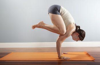 Vinyasa Yoga Class, lesson plan Class 10: Crow, I am light/divine