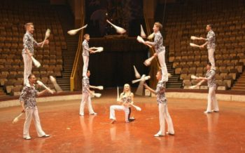 Play time!!! Why is Circus Arts Appropriate for Everyone?