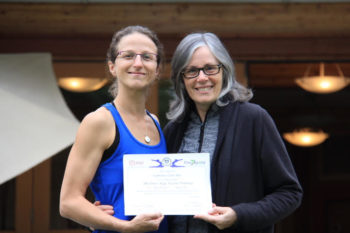 200  hours Yoga Teacher Training homework essay from Cate, from Grief to empowerement