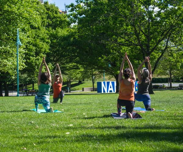 Yoga Workshops Nanaimo
