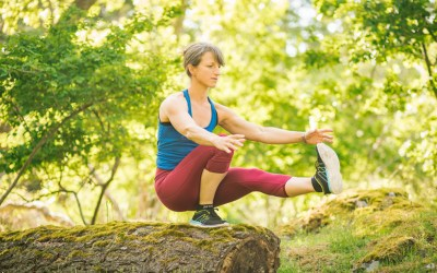 Bodyweight Exercise: How to do Pistol Squats Safely