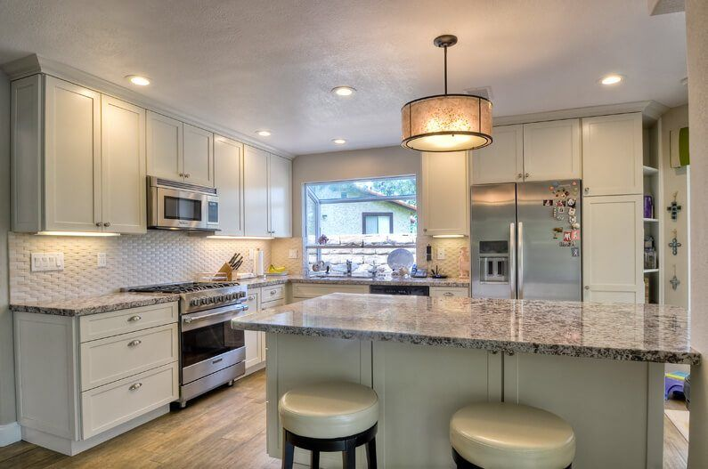 Remodel Galley Kitchen to an Open Concept Design