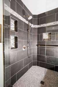 Custom Walk in Shower - Classic Home Improvements