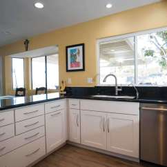 San Diego Kitchen Remodel Redesign Remodeling Classic Home Improvements