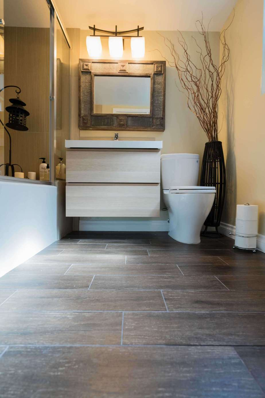 Hall Bathroom Remodel La Mesa  Classic Home Improvements