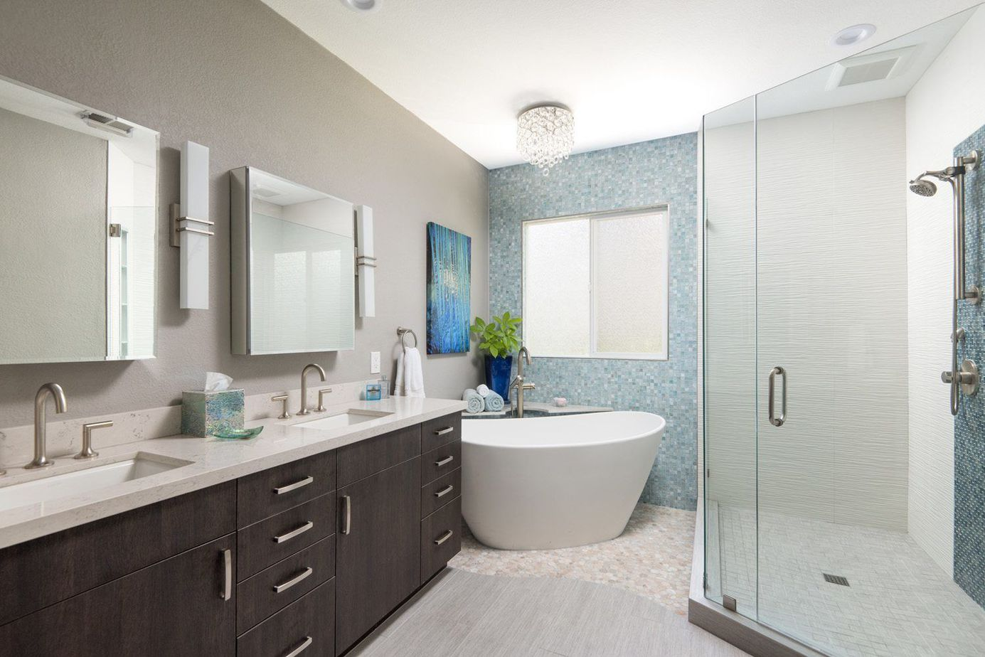 San Diego Bathroom Remodeling Photo Gallery Before