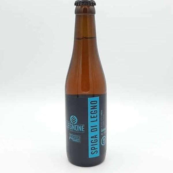 Birra Spiga di Legno 0,33 cl – Birrificio Legnone – 6 pezzi