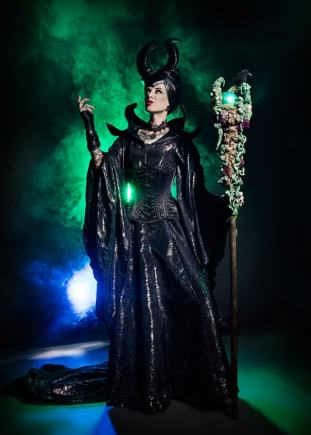 Is Maleficent one of the best Halloween ideas for 2018?