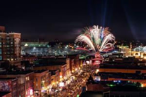 Nashville city