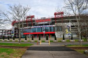 Stadium in Nashville as one of the best playgrounds in Nashville