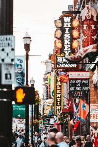 Nashville is one of the most beautiful towns in Tennessee