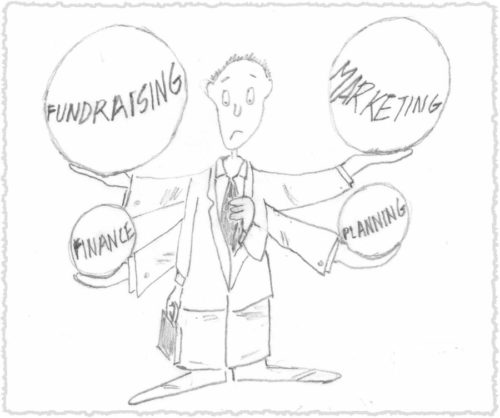 Nonprofit change management requires Jack of all trades