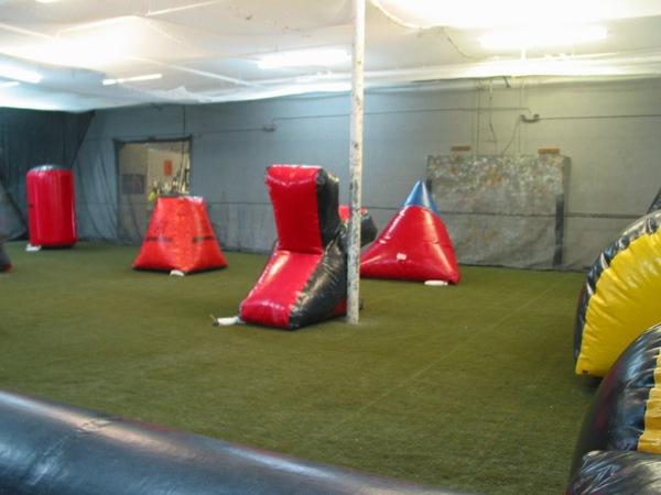 Vegas Indoor Las Paintball