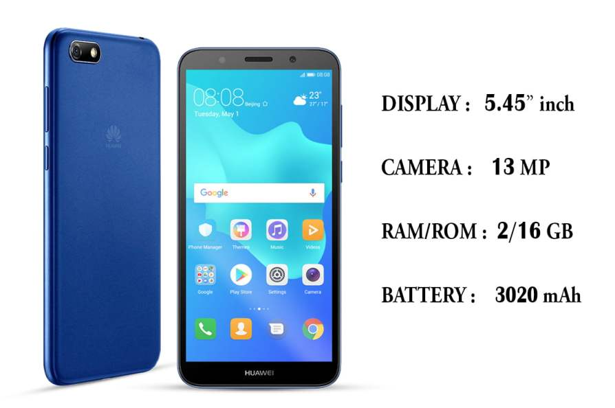 Huawei Y5 Prime 2018 Dra Lx2 Choose Your Mobile