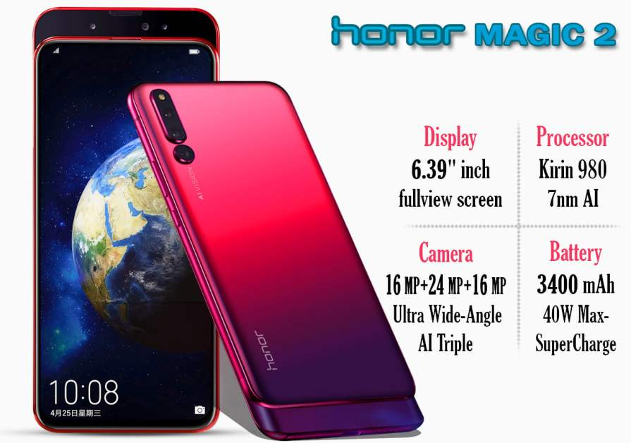 Honor Magic 2 | Choose Your Mobile