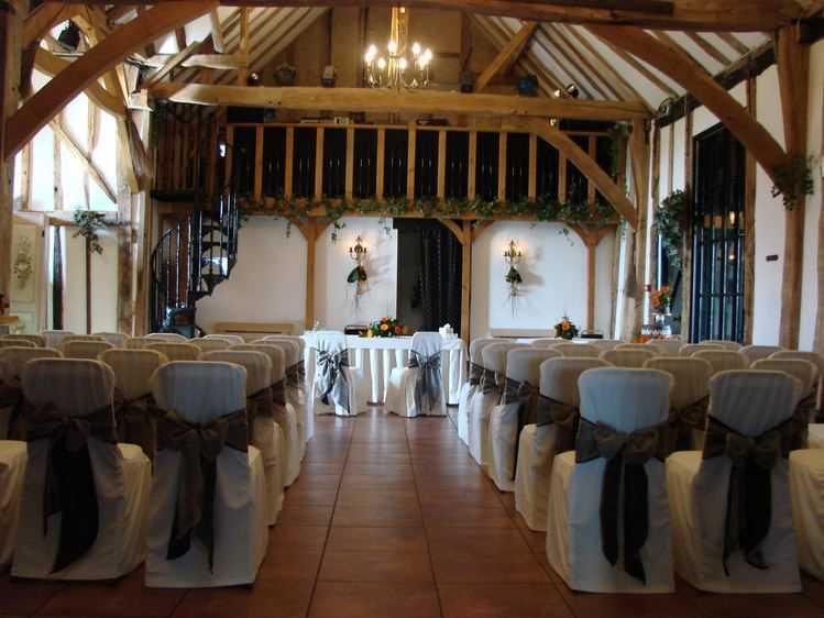 Crabbs Barn  Colchester Wedding Venue Hire Wedding Reception Venue