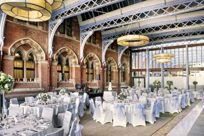 Affordable Wedding Venues London