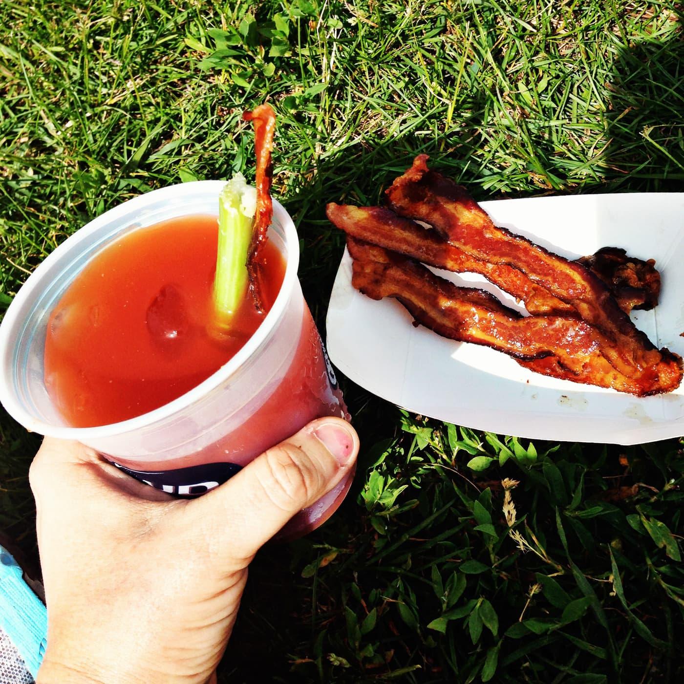 Life List 55 Run A 5k With Bacon Choosing Figs